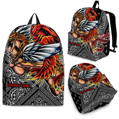 Phoenix Girl Backpack