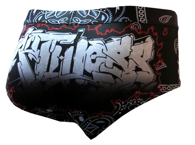 Women's Briefs (Ruthless Ninja) - RareForm Underwear - 4