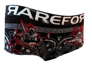 Women's Briefs (Ruthless Ninja) - RareForm Underwear - 2