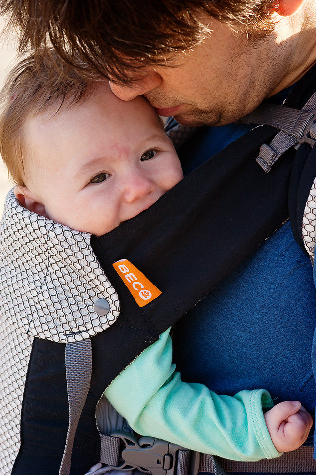 Hot Weather and Water Friendly Baby Carriers