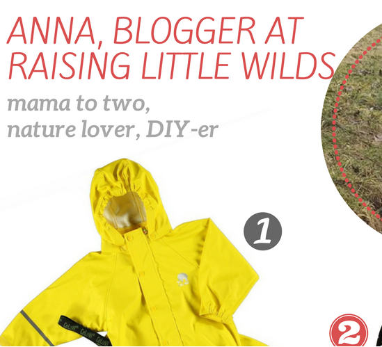 Blogger Favs: Anna of Raising Little Wilds