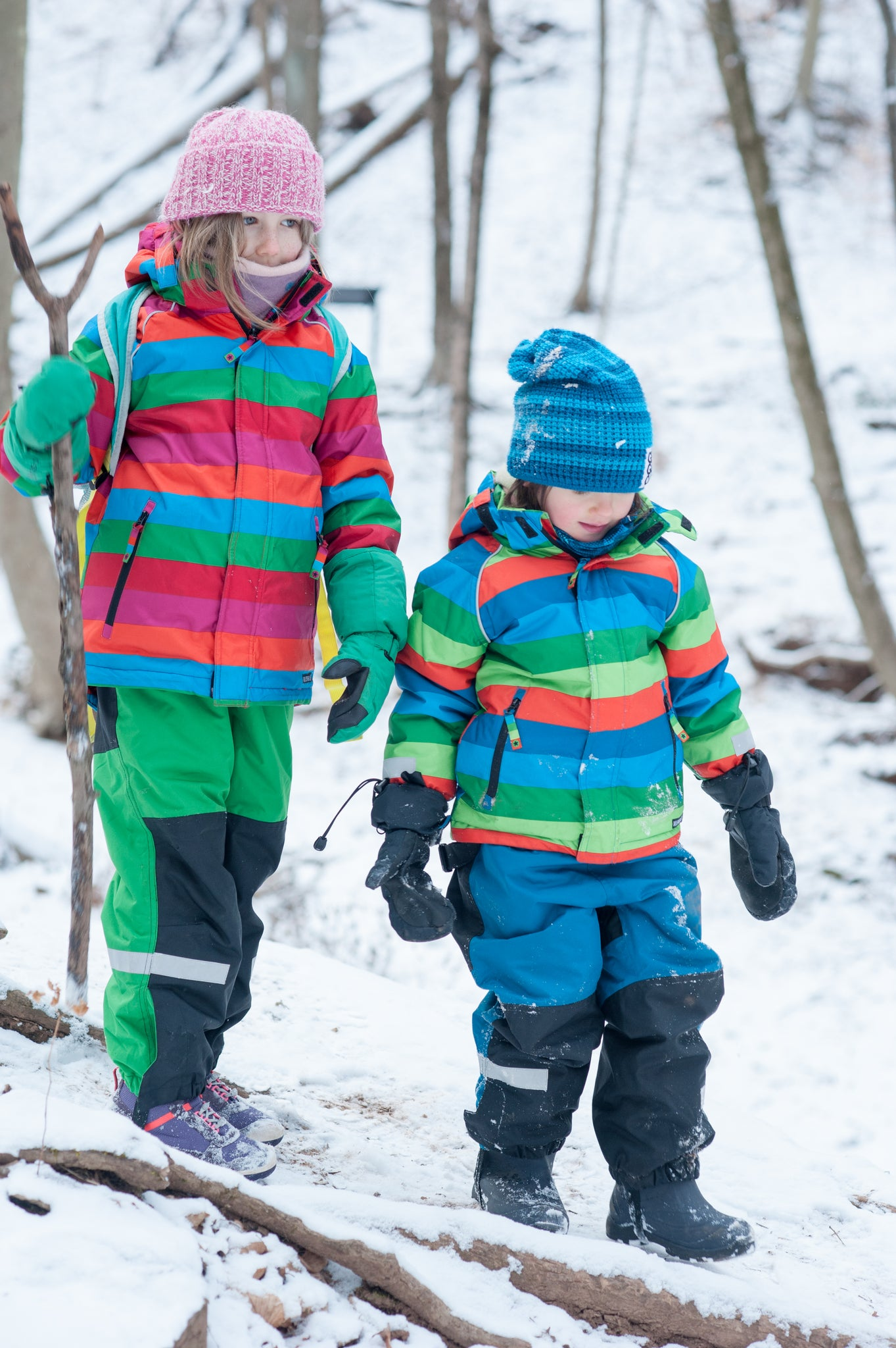 Winter Adventures with Villervalla and Tips for Enjoying Cold Weather Play