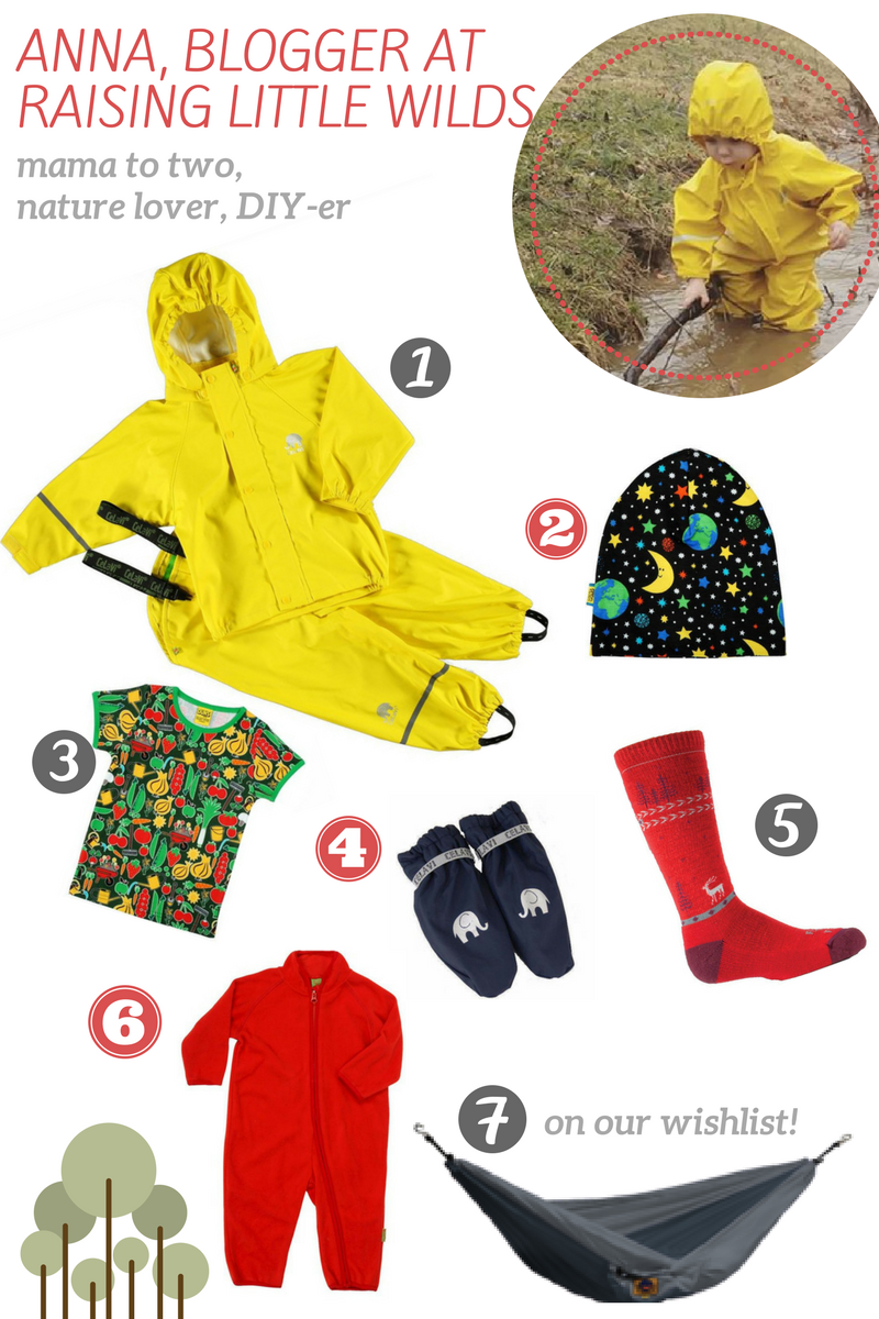 Favorite Nature Inspired Products Recommended by Outdoor Mom Blogger Raising Little Wilds