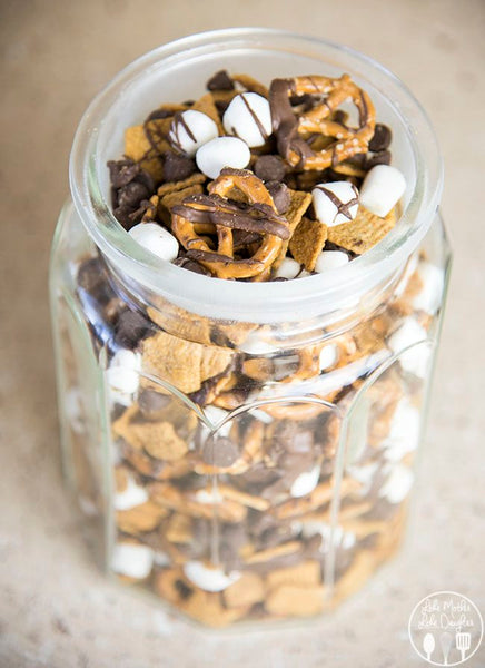 smores snack mix at lmld.org