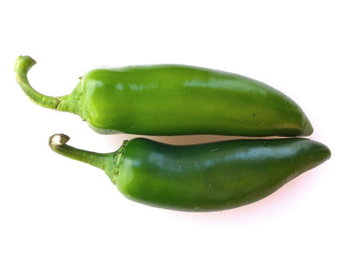 Chilly Jalapeño Pepper Seeds - The Seed Store