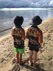 Fishing Shirts Kids