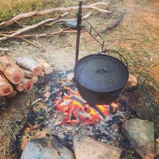 CAMP OVEN HOOK