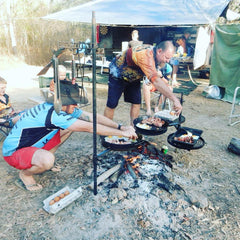 BBQ Camp Kitchen