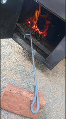 Hand Forged Australian Made Fire Pokers SMALL (60 cm)