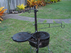 BBQ Camp Oven Hook