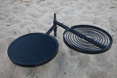 AUSSIE CAMPFIRE KITCHENS SWINGING HOT PLATE & GRILL $214.50