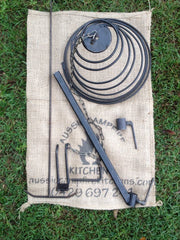 BBQ Bell Oven Kit (Post not included)