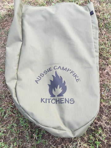 Canvas Bag 12 OZ for Folding & Swinging BBQ's