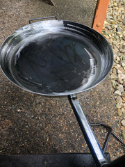 BBQ Pan on an Arm