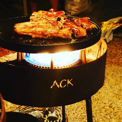 BBQ Fire Pit, Hot Plate, Grill, BBQ Pan & Cradle