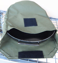 BBQ Pan & Folding ACK Gear Bag