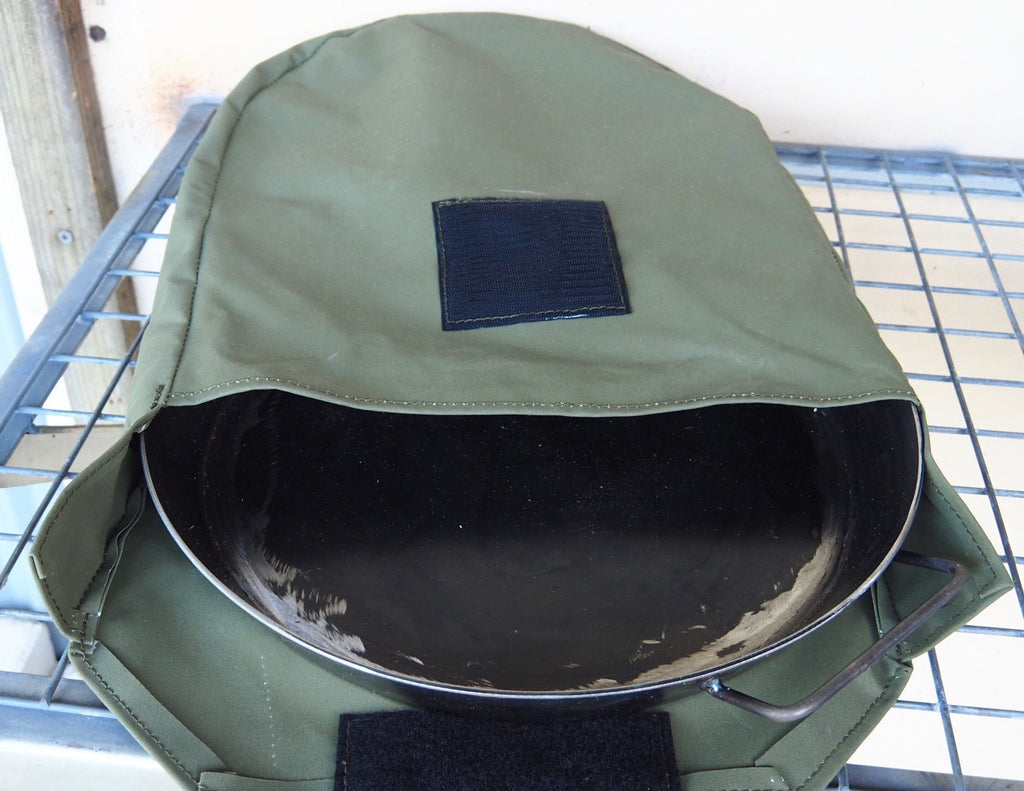 Canvas Bag for the ACK BBQ Pan & Folding Grill
