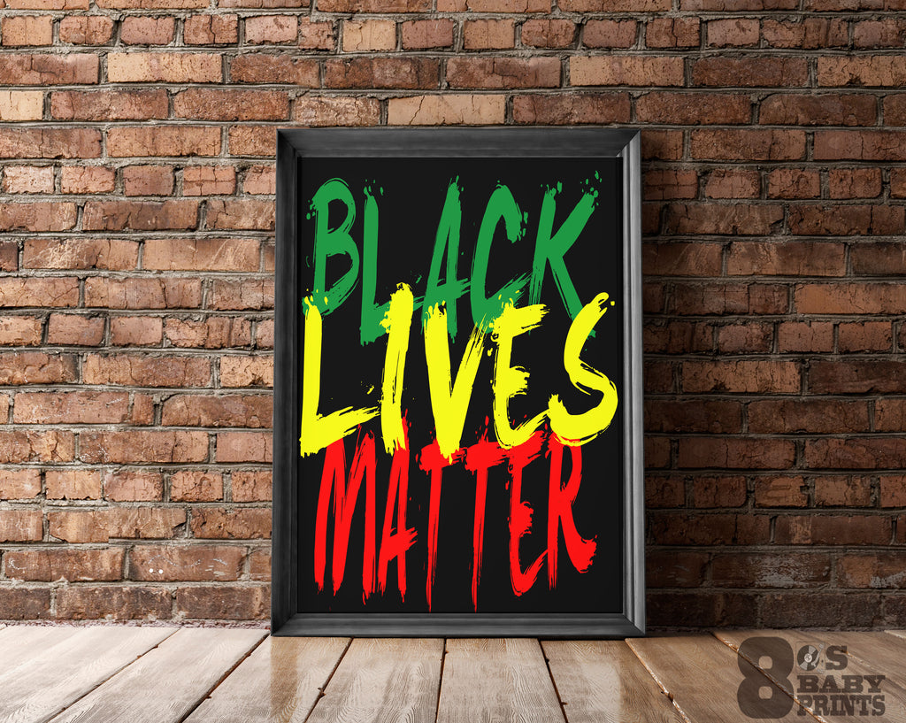 Black Lives Matter Digital Download
