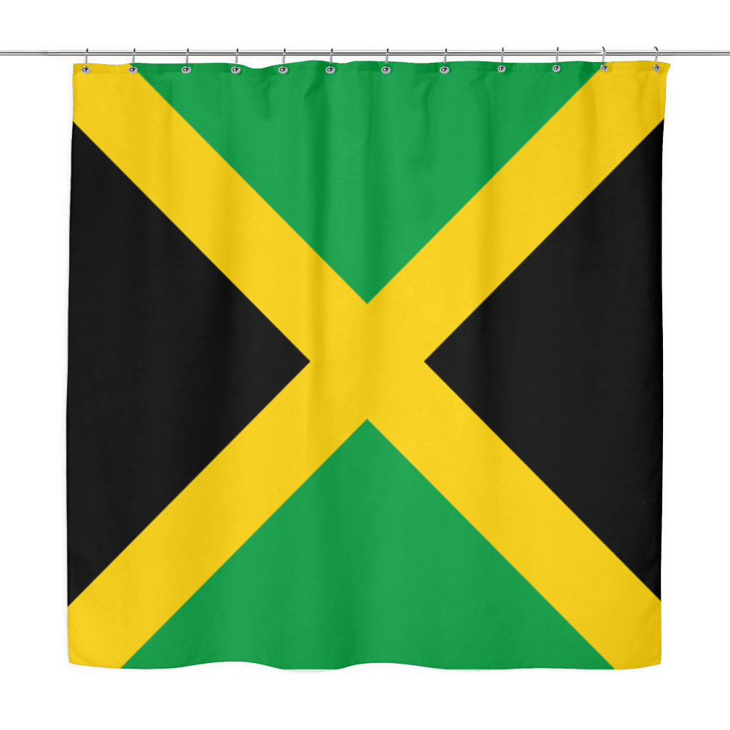 Jamaica Shower Curtain