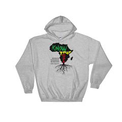 Know Your Roots - Hoodie