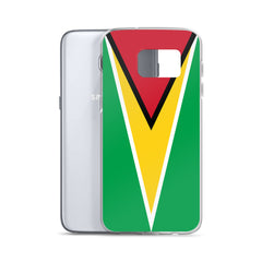 Guyana Flag Custom Samsung Case