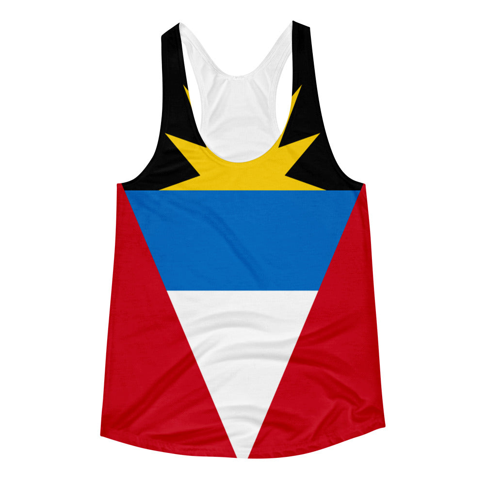 Antigua Women's Wear Your Flag! Tank