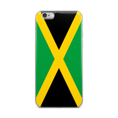 Jamaican Flag Custom iPhone Case
