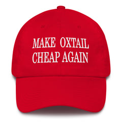 Make Oxtail Cheap Again