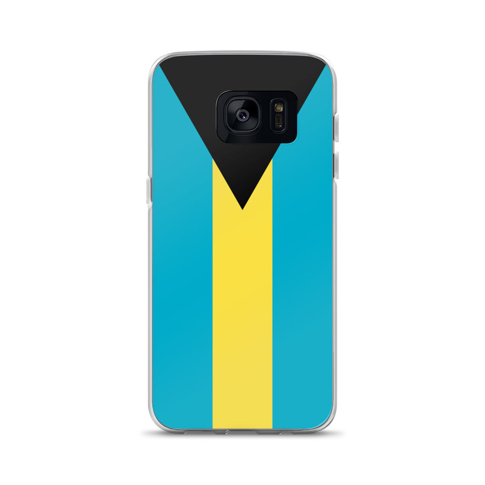 Bahamas Flag Custom Samsung Case