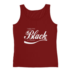 Legalize Black in America - Womens Tank