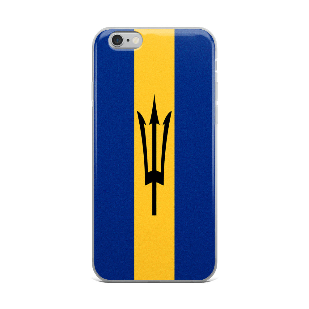 Barbados Bajan Pride iPhone Case