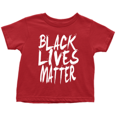 Black Lives Matter Toddler T-Shirt - #BLM