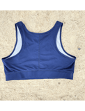 Dapper Boi Swim Navy Swim-Sport Compression Bra