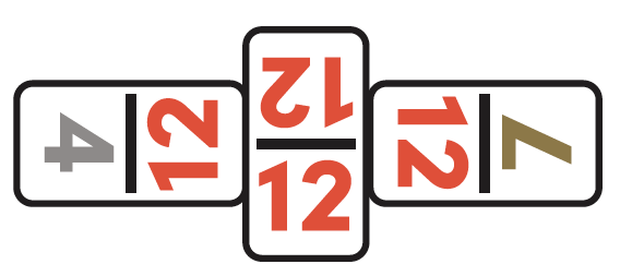 How To Play Double 12 Dominoes Yellow Mountain Imports