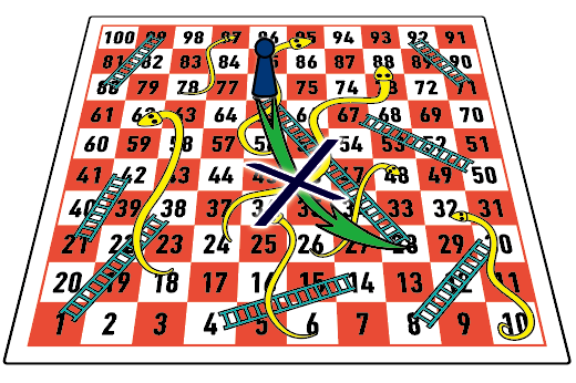 How to Play Snakes and Ladders - Ladders 3