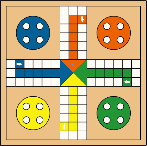 image regarding Mahjong Rules Printable titled How in direction of Perform Ludo Yellow Mountain Imports