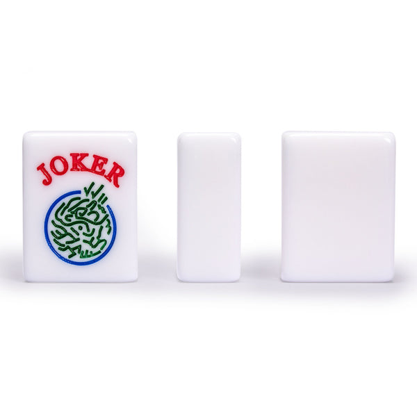 "American Mahjong Set of 166 Tiles - ""Easy Reader""-Yellow Mountain Imports-Yellow Mountain Imports"