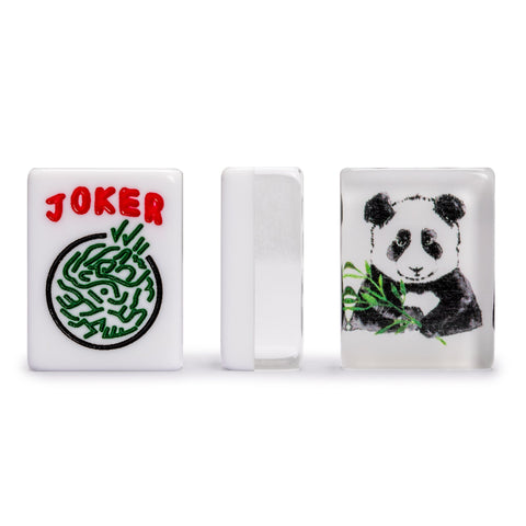 "American Mahjong Set of 166 Tiles - ""Panda"""