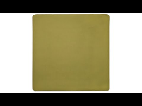 Table Cover for Mahjong, Poker, Card Games, Board Games, Tile Games, and Dominoes - Green, 34.7 Inches