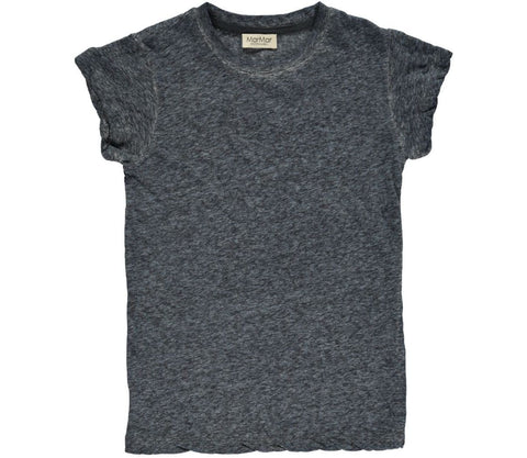 Cold Dyed Tee SS Injection Slob - Grey Trade