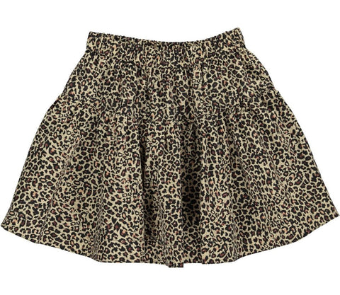 Leo Sylvia Light Leopard - Brown Leo