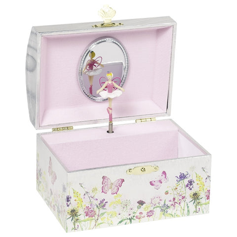 NEW GOKI Music Box - Swan Lake