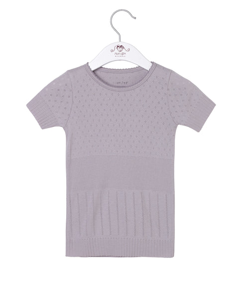 T-shirt, Light Purple