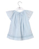 Short-Sleeved Tunic, Baby Blue