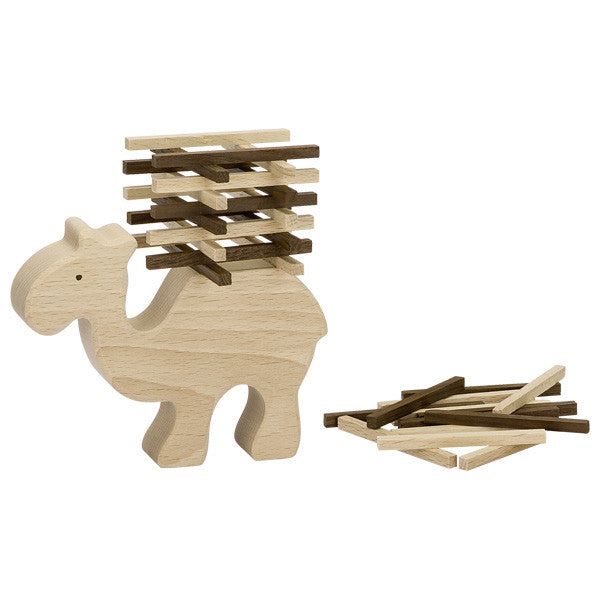 Stacking Camel Game