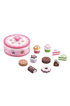 Cakes in a Tin