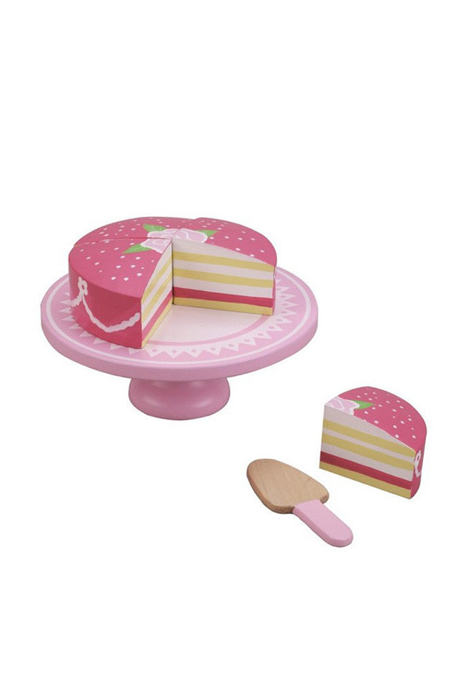 Princess Cake on a Stand