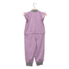 Jumpsuit - Purple and Grey / No. 601