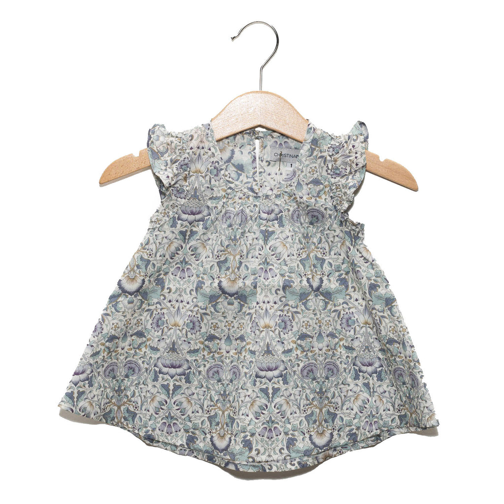Top - Liberty Lavender Flower / No. 402