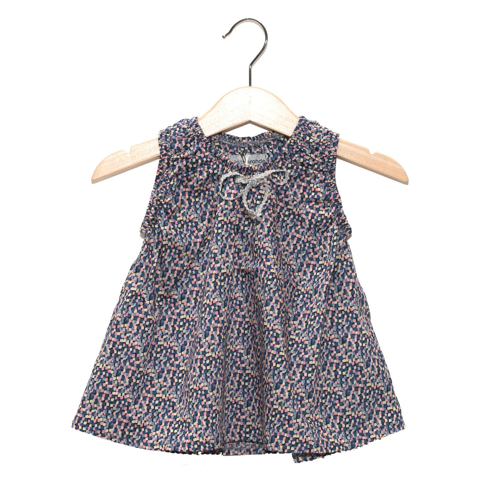 Top without Sleeves - Liberty Multi Colour / No. 805